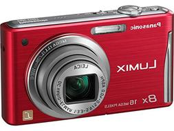 Lumix DMC-FH27 16.1 Megapixel Compact Camera - 5 mm-40 mm -
