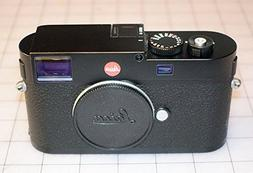 Leica M  24MP Compact Digital Rangefinder Camera Body