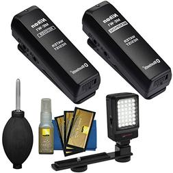 Nikon ME-W1 Wireless Water Resistant Microphone for for D4s,