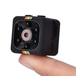 Winait Mini Dv Full Hd 1080P Spy Digital Video Camera Black