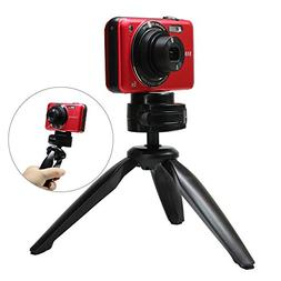CamRebel Mini Portable Tripod Table Top Stand Legs for Sport
