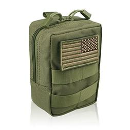 AMYIPO MOLLE Pouch Multi-Purpose Compact Tactical Waist Bags
