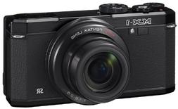 Pentax MX-1 12 MP Black Digital Camera with 4x Optical Image