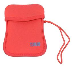 BUILT Neoprene Hoodie Ultra Compact Camera Case, Coral