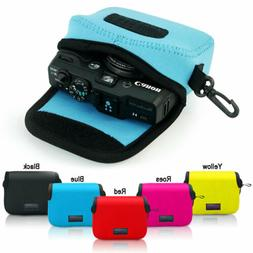 Neoprene Soft Compact DC Case Camera bag for Canon G15 G16 S
