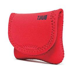 BUILT Neoprene Ultra Compact Camera Envelope, Formula 1 Red