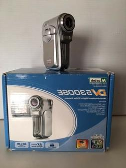 NEW!!! Mustek 5300SE Compact Camcorder, Camera, Voice Record