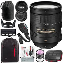Nikon AF-S NIKKOR 28-300mm f/3.5-5.6G ED VR Lens and Advance