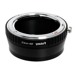 Nikon lens to Micro 4/3 M43 Adapter for Olympus E-PL5 E-PL6
