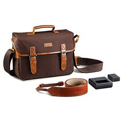 Samsung NX Accessory Kit Bag, Leather Strap, Battery and Cha