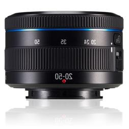 Samsung NX 20-50mm f/3.5-5.6 Zoom Camera Lens