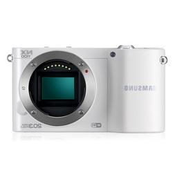 Samsung NX1100 Mirrorless Digital Camera Body Only