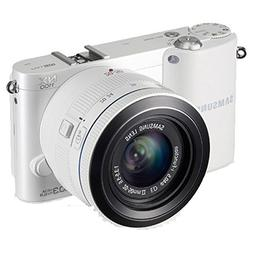 Samsung NX1100 Smart Wi-Fi Digital Camera Body & 20-50mm Len