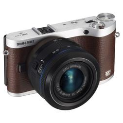 Samsung NX300 20.3MP CMOS Smart WiFi Mirrorless Digital Came