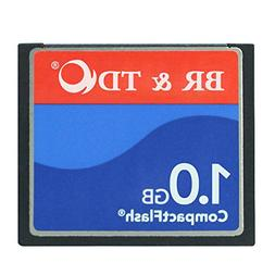 Ogrinal SDCFB-1024-1GB Type I Compact Flash memory card BR&T