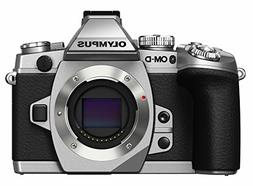 Olympus OM-D E-M1 16MP Mirrorless Digital Camera with 3-Inch