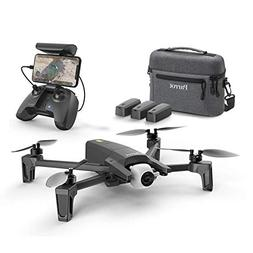 Parrot ANAFI Work 4k 360 Zoom Drone with Remote, 4 Batteries
