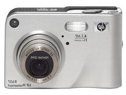 HP Photosmart R607 4.1MP Digital Camera with 3x Optical Zoom