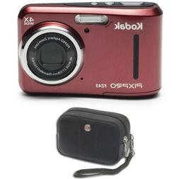 Kodak PIXPRO Friendly Zoom FZ43 16 MP Digital Camera with 4X
