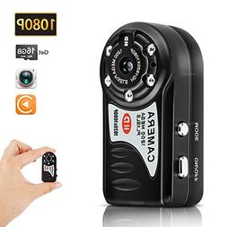 Toughsty 8GB 1920X1080P Mini DV Camera Recorder Small Pocket