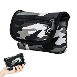 Digital Camera Pouch JJC Compact Camera Case for Sony RX100