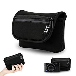Compact Digital Camera Pouch Case JJC for Sony RX100 VI V IV