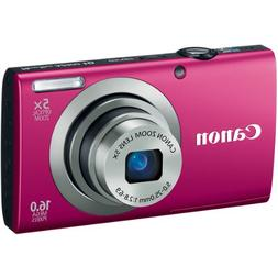Canon PowerShot A2300 16 Megapixel Compact Camera - Red  -