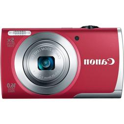 Canon PowerShot A2500 16MP Digital Camera with 5x Optical Im