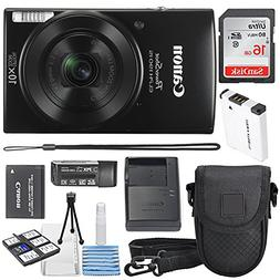 Canon PowerShot ELPH 190 IS Digital Camera  with 10x Optical