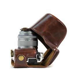 """MegaGear """"Ever Ready"""" Protective Leather Camera Case, Bag fo"""