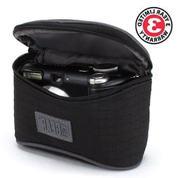 USA GEAR Digital Camera Protector Case with Impact-Resistant