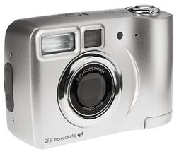 HP PS812 4MP Digital Camera w/ 3x Optical Zoom
