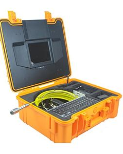 Push Rod Sewer Inspection Camera Pipe Camera For Sewer With