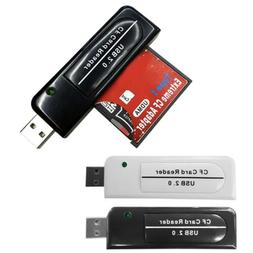 Quality High Speed USB 2.0 CF Card Reader Compact Flash For