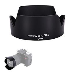 JJC Reversible Dedicated Lens Hood Shade for Nikon AF-S DX 1