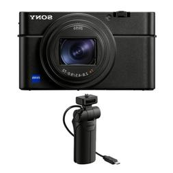 Sony RX100 VII Cyber-shot Digital Camera with VCT-SGR1 Shoot