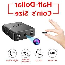Smallest Hidden Spy Camera,ZTour 1080P Mini Secret HD Concea