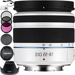 Samsung 18-55mm f/3.5-5.6 OIS Compact Zoom Lens  Internation