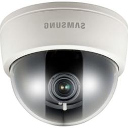 Samsung SCD-3080 Indoor WDR Fixed Compact Dome with a varifo