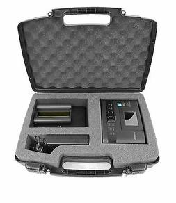 SECURE Hard Travel Carrying Case with Dense Foam fits Canon
