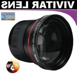 Vivitar Series 1 High Definition 3.5X Telephoto Lens For The