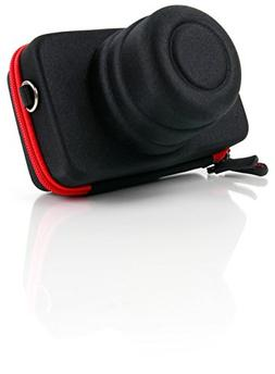 DURAGADGET Shock-Absorbing Protective Compact Camera Case in