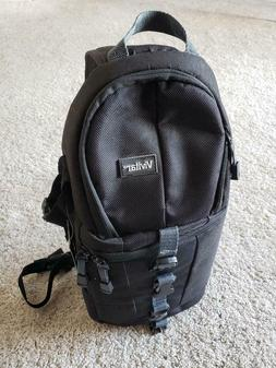 Vivitar Sling Camera Backpack Compact Size Black