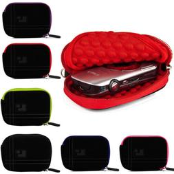 Small Shock Proof Compact Camera Case Carry Bag For Canon Po