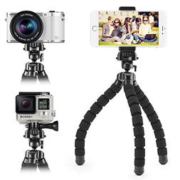 Smartphone Flexible Compact Tripod iKross Stand Holder Camer
