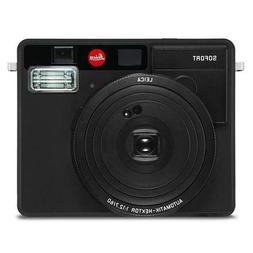 Leica Sofort Instant Camera, Black