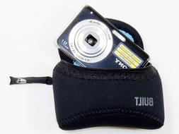 Soft Shell Camera Case ~ BUILT NY #5620 ~ Carries & Protects