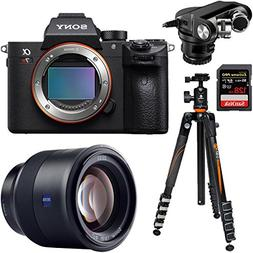 Sony a7R III 42.4MP Full-Frame Mirrorless Interchangeable Le