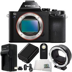 Sony Alpha a7S Compact Interchangeable Lens Digital Camera w