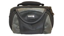 Camcorder Case for Sony HDR-CX405/B - Carry Handle & Adjusta